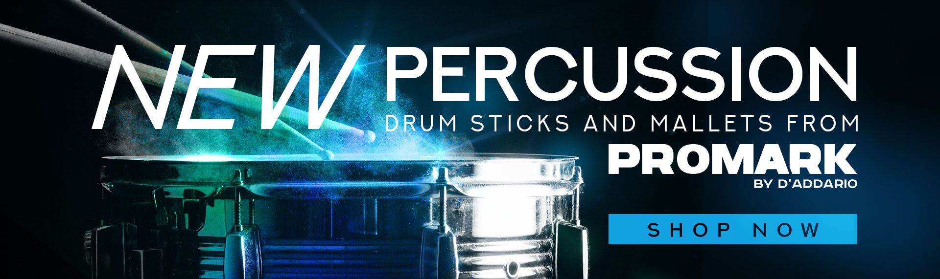 Band Shoppe is now a proud authorised dealer of Promark Drumsticks and Percussion Mallets!