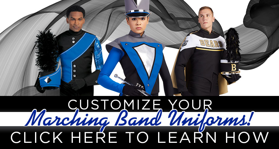 Affordable Made-to-Order Marching Band Uniforms – Learn More