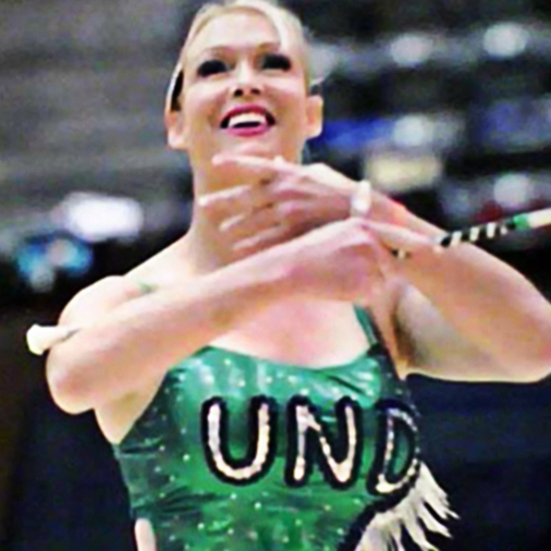 Holly Baker, Univ. Of North Dakota