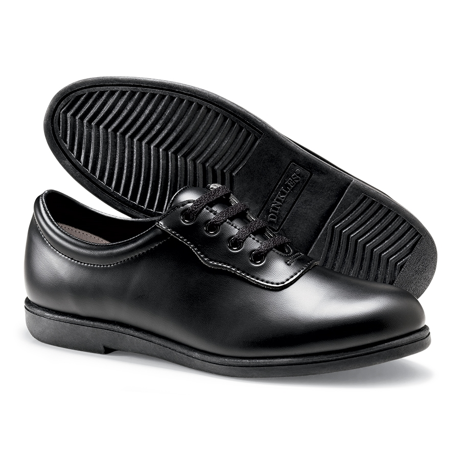 db9df3c192b6 Dinkles Glide Marching Band Shoe