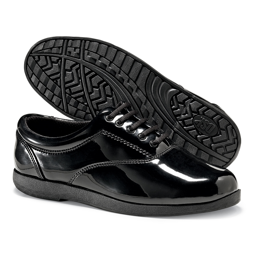 7fe14aec559a DSI Showstopper Patent Marching Shoe