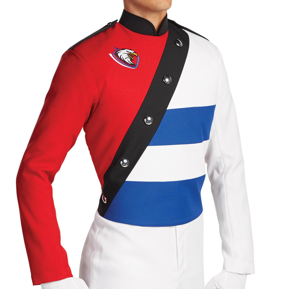 Custom Color Guard Uniforms | Band Shoppe  |Band Shoppe Uniforms