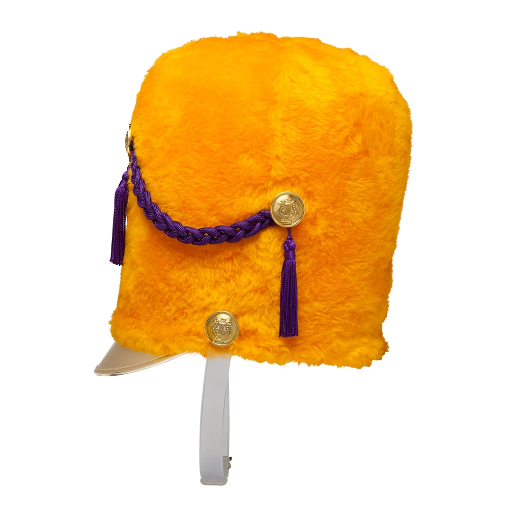 Custom Marching Band Busby Hat   Marching Band Uniforms, Marching