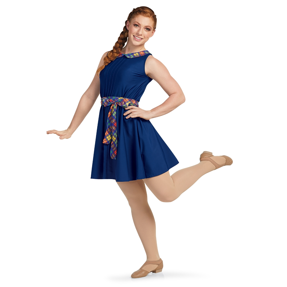 Custom Color Guard Dress 462104 | Marching Band Uniforms ...  |Band Shoppe Uniforms