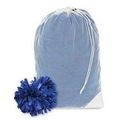 Mesh Pom Bag – keep your poms looking great!